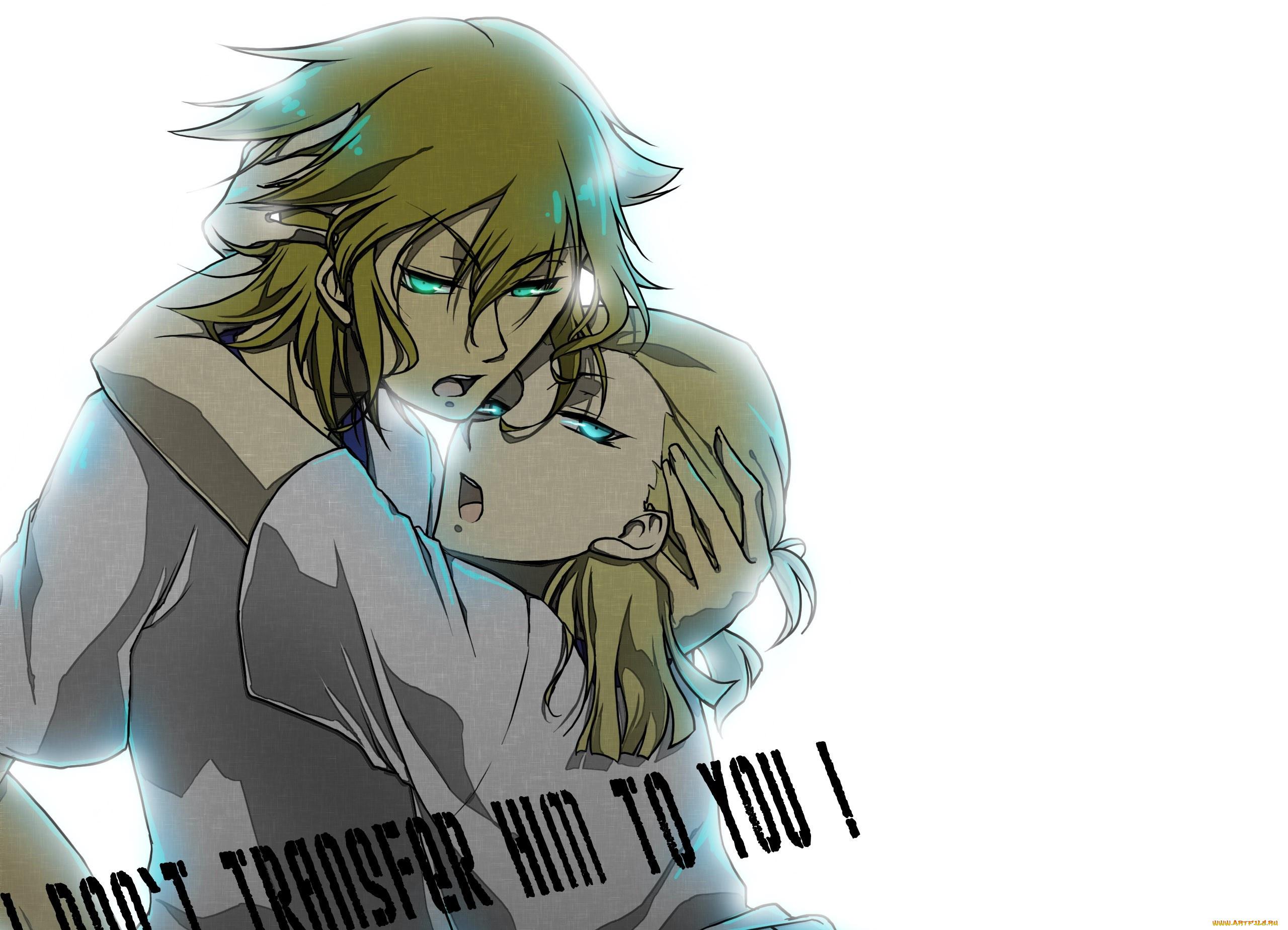 аниме, inazuma eleven, двое